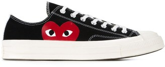 Comme Des Garçons Play X Converse Red Heart Chuck Tailor low-top sneakers