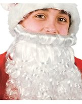Fun World Costumes Santa Claus Beard for Kids