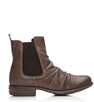Shoon Finkle Tan Leather