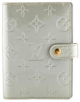 Louis Vuitton Small Vernis Agenda Cover