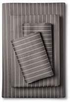 Eddie Bauer Sateen Pinstripe Sheet Set