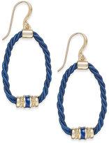 Charter Club Rope Loop Drop Earrings, Created for Macy's