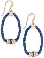 Charter Club Rope Loop Drop Earrings, Only at Macy's