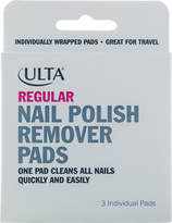 Ulta Regular Nail Polish Remover Pads