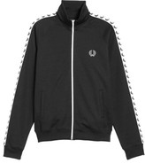 Fred Perry Men's Laurel Tape Track Jacket