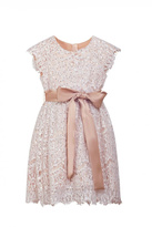 Luna Luna Collection Lace Sequin Dress