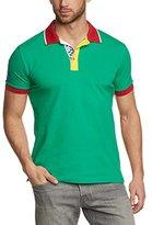Cipo & Baxx Men's Polo Short Sleeve T-Shirt - -