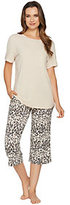 Cuddl Duds Softwear with Stretch Pajama Set
