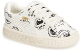 Puma Toddler X Sesame Street Faces Sneaker