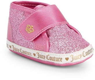 Juicy Couture Baby Girl's Santa Cruz Glittered Sneakers