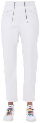 Stella McCartney Zipped Tapered Trousers