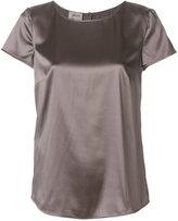 Armani Collezioni short sleeve blouse