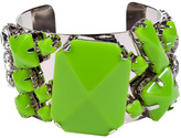 By Malene Birger Spring Green Quilcina Bangle