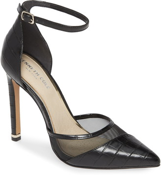 Kenneth Cole New York Riley Ankle Strap Pump