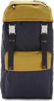 Marni Two-tone nylon backpack