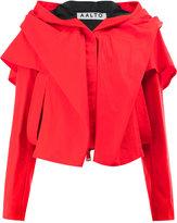 Aalto cropped jacket