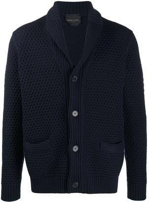 Roberto Collina Textured Knit Cardigan