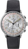 Junghans 027/3380.00 Meister Telemeter stainless steel watch