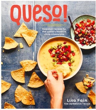 "Penguin Random House ""Queso!"" Cookbook"