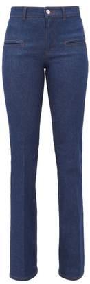 Altuzarra Serge High-rise Flared Jeans - Womens - Denim