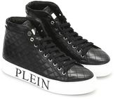 Philipp Plein Fly High Hi-top Sneakers
