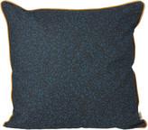 ferm LIVING Terrazzo Cushion - 50x50cm - Dark Blue