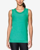 Under Armour Sport Heathered Muscle Tank Top