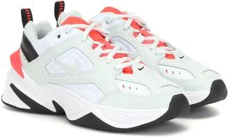 Nike M2K Tekno leather sneakers