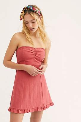 The Endless Summer Beat The Heat Mini Dress by at Free People