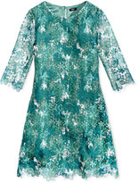 GUESS Floral Lace Dress, Big Girls (7-16)