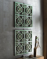 Horchow Antique Window Panels