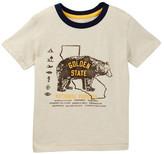 Lucky Brand Golden State Tee (Toddler Boys)