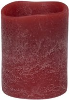 "Energizer Pomegranate Passion Scented Frosted Votive 2 x 2.5"", Burgundy"