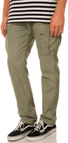 Rusty Workshop Mens Cargo Pant Green