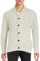 Tommy Bahama Cable Knit Cardigan