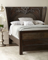 Remberts Cane Queen Bed