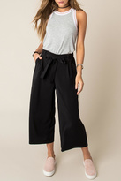 Others Follow Cropped Wide Leg Trouser