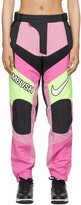 Thumbnail for your product : Nike Multicolor AMBUSH Edition NRG Moto Trousers