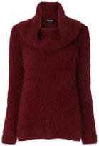 Tom Ford classic roll-neck knitted sweater - women - Polyamide/Angora - 38