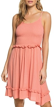 Roxy Run Ahead Fit-and-Flare Dress