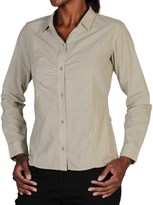 Exofficio BugsAway® Marigold Shirt - Long Sleeve (For Women)