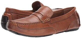 Rockport Oaklawn Park Penny (Tan) Men's Slip on Shoes