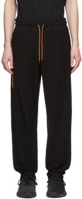 Craig Green SSENSE Exclusive Black Laced Lounge Pants