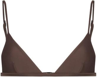 Matteau Triangle bikini top