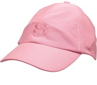 Under Armour Womens Play Up Heathered Cap Pink