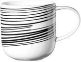 ASA Coppa Monochrome Mug - Horizontal Stripes