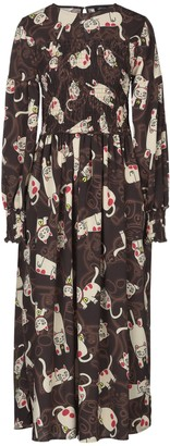 OTTOD'AME 3/4 length dresses