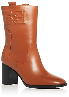 Bally Women's Doris High Block Heel Boots