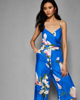 Ted Baker Harmony wrap front jumpsuit