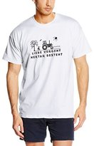 Shirtzshop Men's T-Shirt,XXX-Large